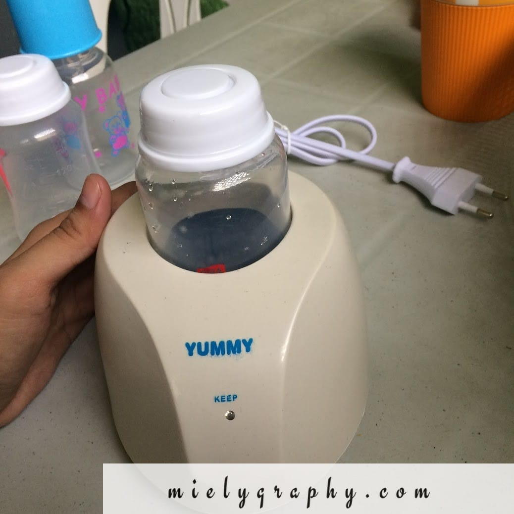 Yummy Bottle Milk Warmer from Lazada