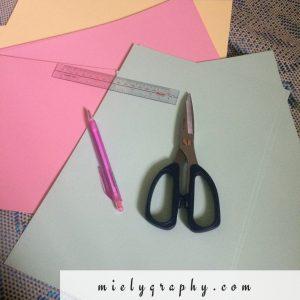 Scrapbooking materials : mielygraphy