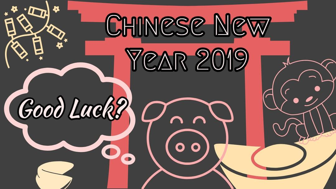 Chinese New Year of the Earth Pig