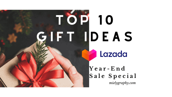 top 10 gift ideas for lazada year end sale