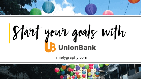 Start your 2020 Goals with UnionBank